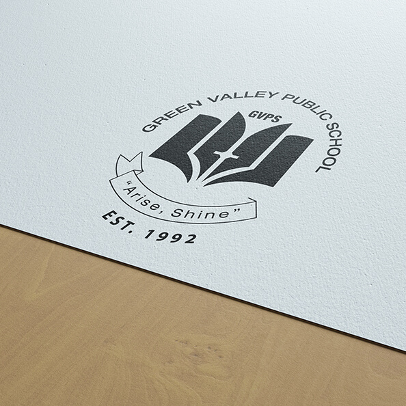 Branding for Green Valley School
